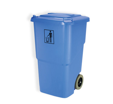 Thùng rác nhựa 240 Lít  model:B 006