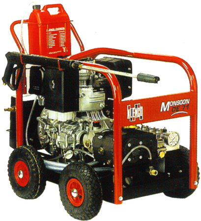 Máy phun áp lực động cơ Monsoon P71