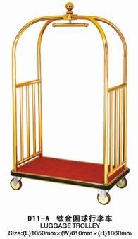 Xe đẩy hành lý  D11-A