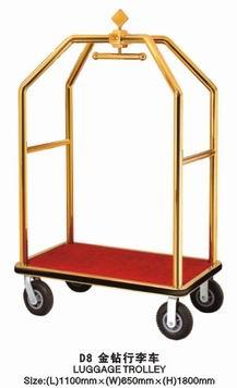 Xe đẩy hành lý  D8