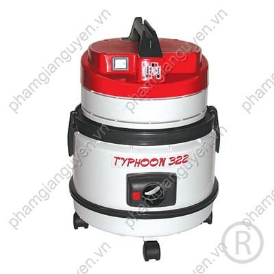 Máy hút bụi hút nước Typhoon 322